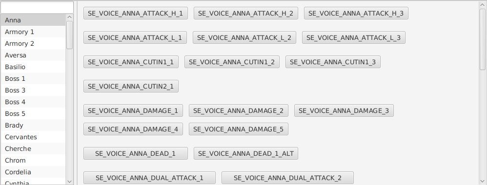 The Audio Palette Provides A Convenient Way To Select Sound Effects For Your Conversations By Clicking On Button Its Associated Effect Will Be